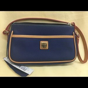 Lola Pouchette Dooney & Bourke Shoulder Bag